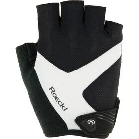 Roeckl Bregenz Bike Gloves white/black